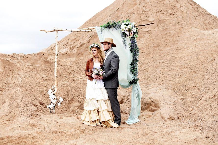 Фото 17430754 в коллекции Выездная регистрация брака - Beautiful Day ВН - аренда шатров и оформление