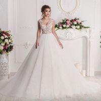 Свадебное платье, арт.0292
