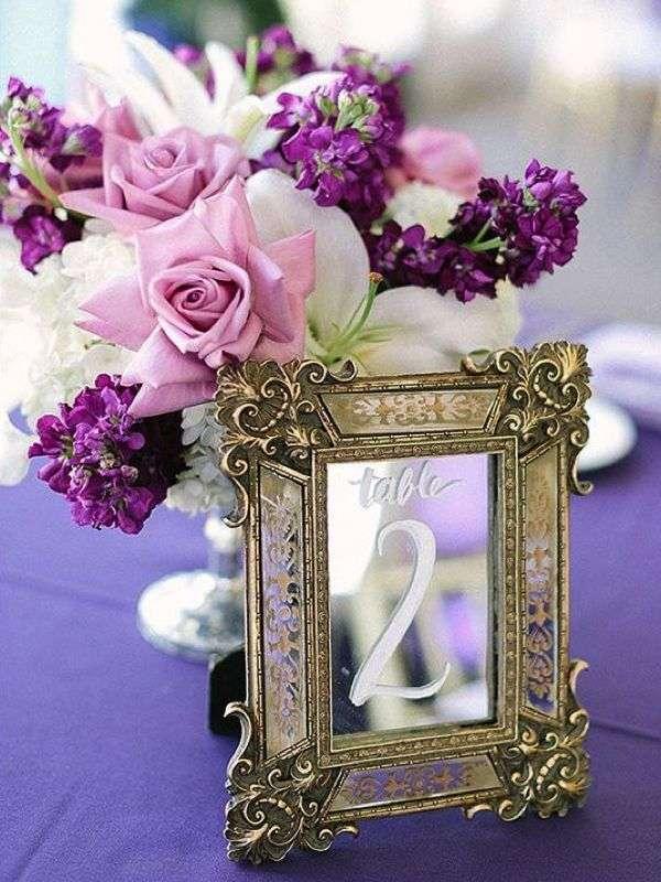 пример оформления violetшик - фото 17435112 G-holding - свадебное агентство