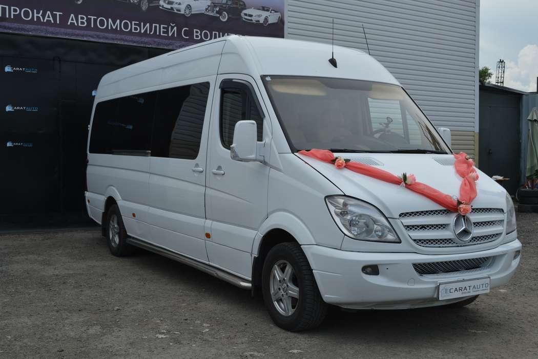 """Фото 17458838 в коллекции Микроавтобусы от 7 до 65 мест - """"Carat Auto - Transfer company"""" - аренда автомобилей"""