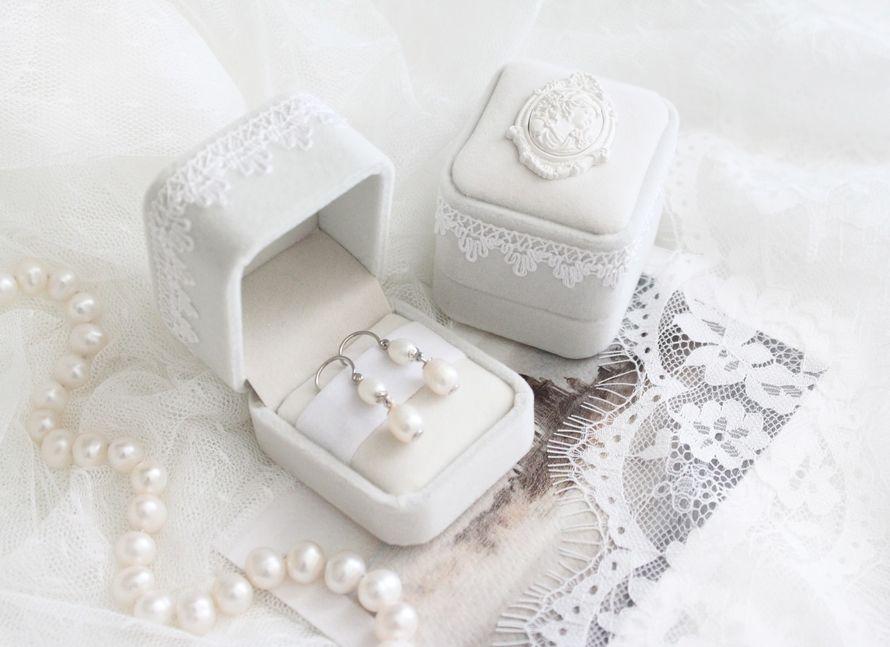 Фото 17469296 в коллекции Ювелирные украшения из серебра - Mellnikova - свадебные аксессуары