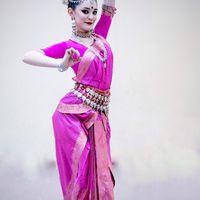 Классический индийский танец в стиле одисси