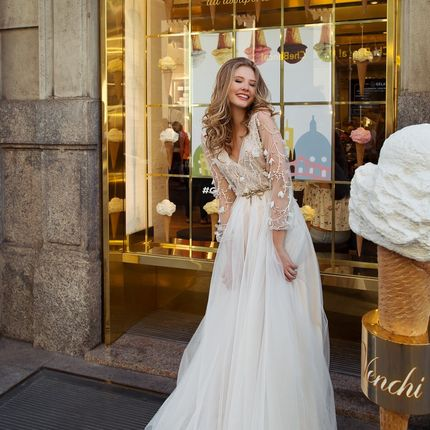 Свадебное платье Kristine