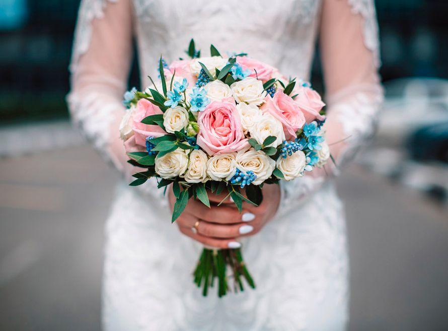 Фото 17533274 в коллекции Букет невесты - Свадебный флорист Натали Брайт