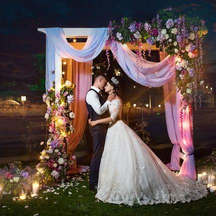 Оформление свадебной церемонии - пакет 2