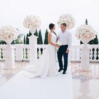 Оформление свадебной церемонии - пакет 1