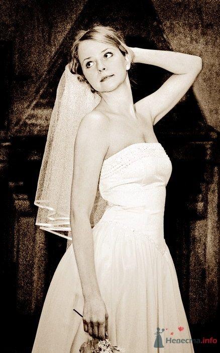 Фото 52854 в коллекции Свадебная фотосъемка в стиле ретро - Невеста01