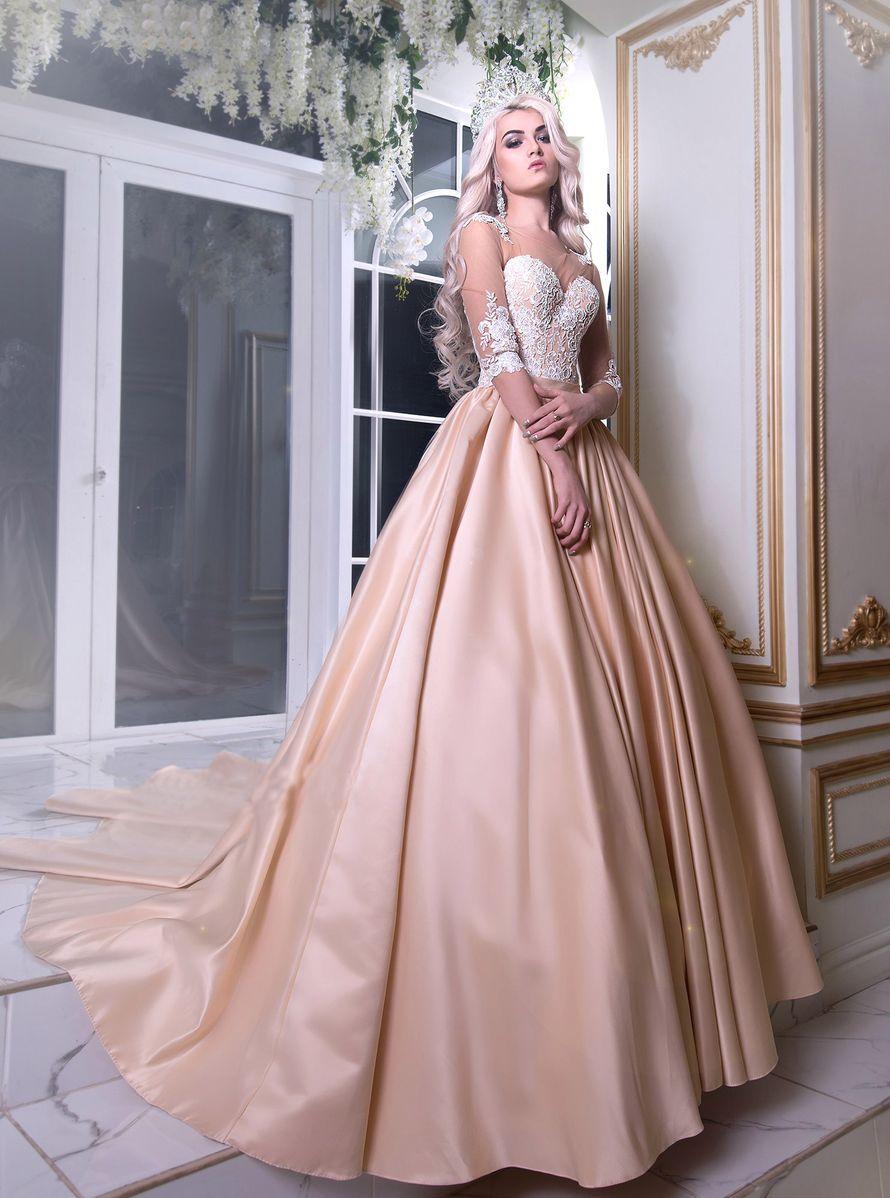 """Свадебный салон: «Белый Бенгал» — роскошные и недорогие свадебные платья. - фото 17552780 Свадебный салон """"Белый Бенгал"""""""