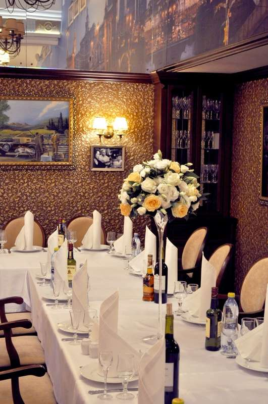 Фото 17570860 в коллекции Интерьер ресторана - Ресторан Центральный