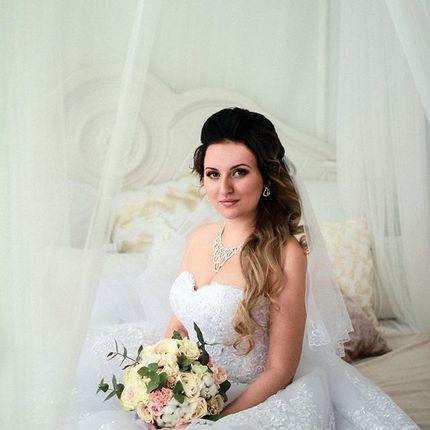 Образ невесты, 3-3,5 часа