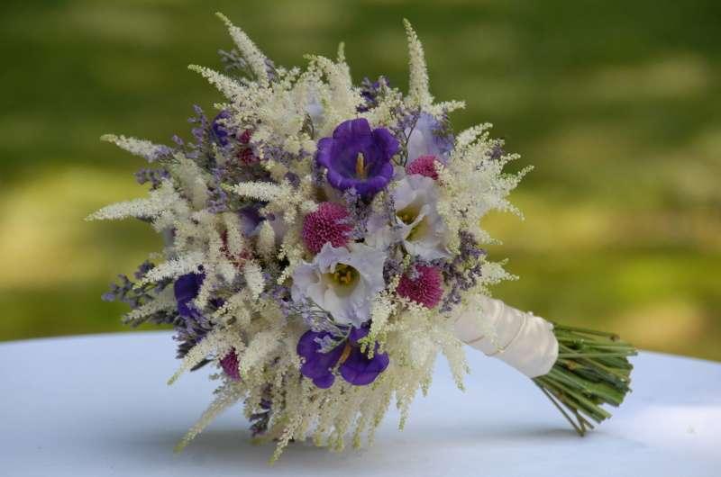 """Букет невесты Лето - фото 17607788 Студия флористики """"Вокруг цветов"""""""