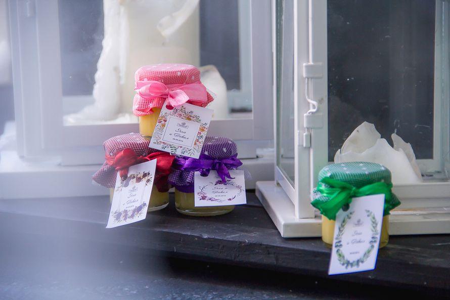 Фото 17609346 в коллекции Свадебные комплименты - Медовница - подарки гостям