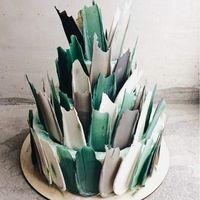 Свадебный торт №12