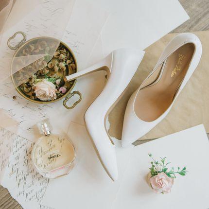 """Свадебные туфли """"Сандра"""""""