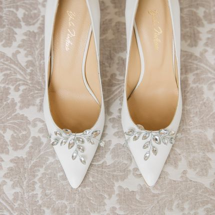 """Свадебные туфли """"Моника"""""""