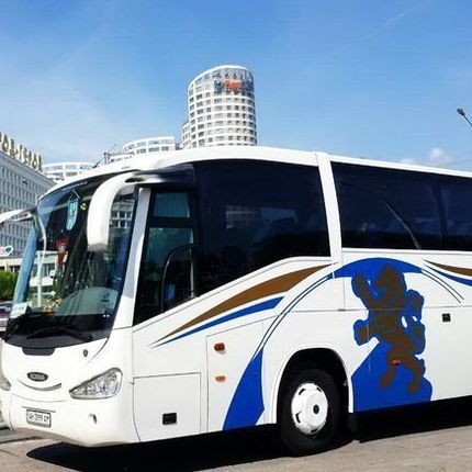 332 Автобус SCANIA Irizar New Century прокат