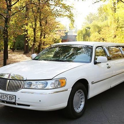 043 Лимузин Lincoln Town Car 120 ELIT в аренду
