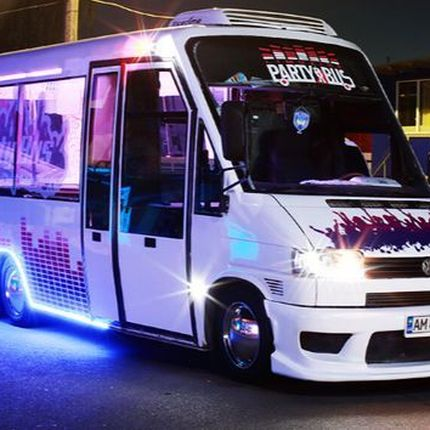 Аренда автобуса Party Bus Avatar