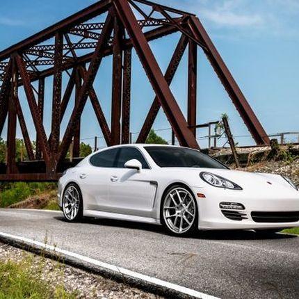 160 Porsche Panamera белая аренда, 1 час