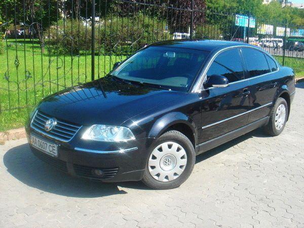 185 Volkswagen Passat B5 прокат