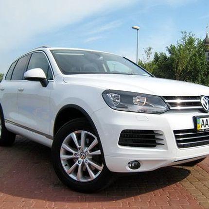 263 Внедорожник Volkswagen Touareg NEW в аренду