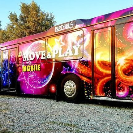 367 Автобус Пати бас Move & Play прокат