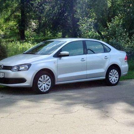 184 Volkswagen Polo седан в аренду