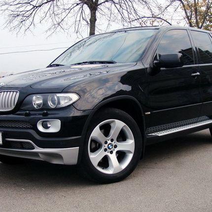262 Внедорожник BMW X5 в аренду
