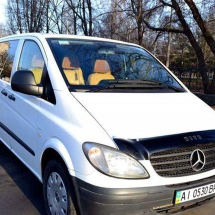 283 Mercedes Vito белый в аренду