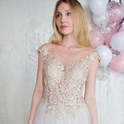 """Свадебное платье """"Холли"""""""