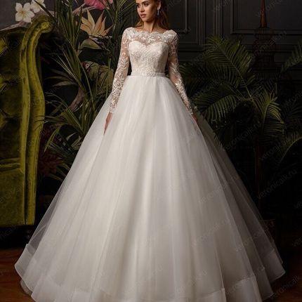 Платье принцесса 48 размера