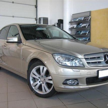 Аренда Mercedes-Benz C-klasse