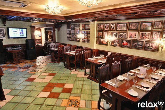 """Фото 17666274 в коллекции Портфолио - """"Cuba bar"""" - банкетный зал"""
