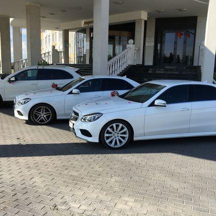 Аренда Mersedes-Benz E класс