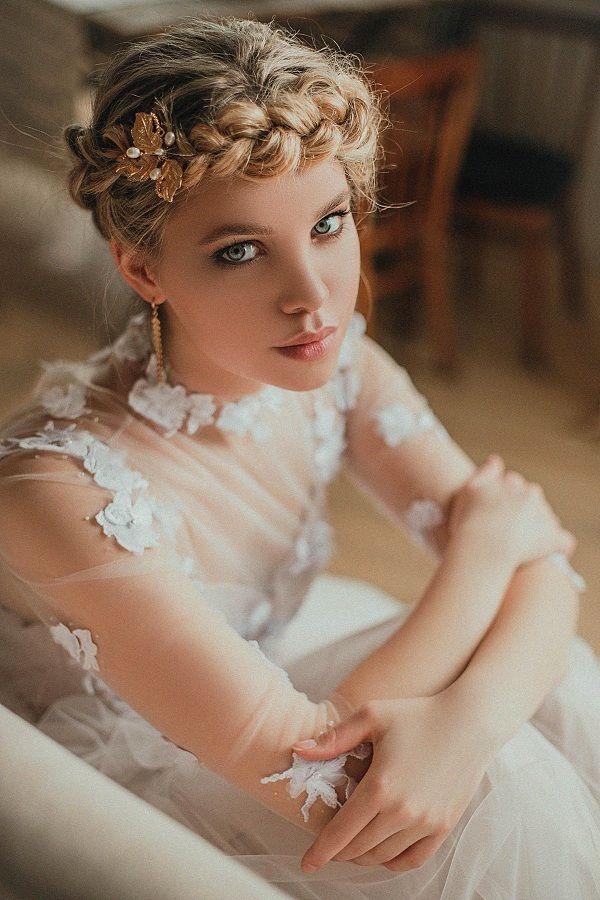 Фото 17732698 в коллекции Тиара, корона - Свадебные украшения Анны Морозовой