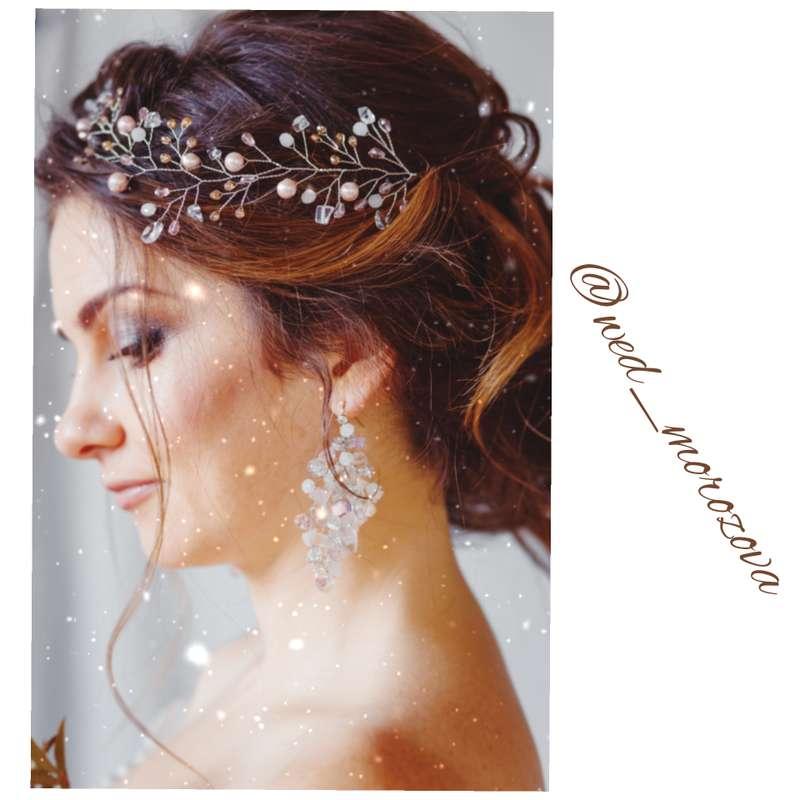Фото 17753390 в коллекции Тиара, корона - Свадебные украшения Анны Морозовой