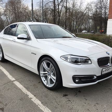 Аренда BMW 5-Series,1 час