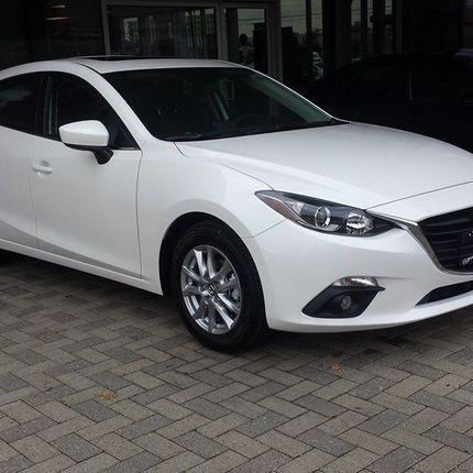 Аренда Mazda 3, 1 час