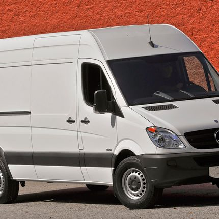 Аренда Mercedes-Benz Sprinter