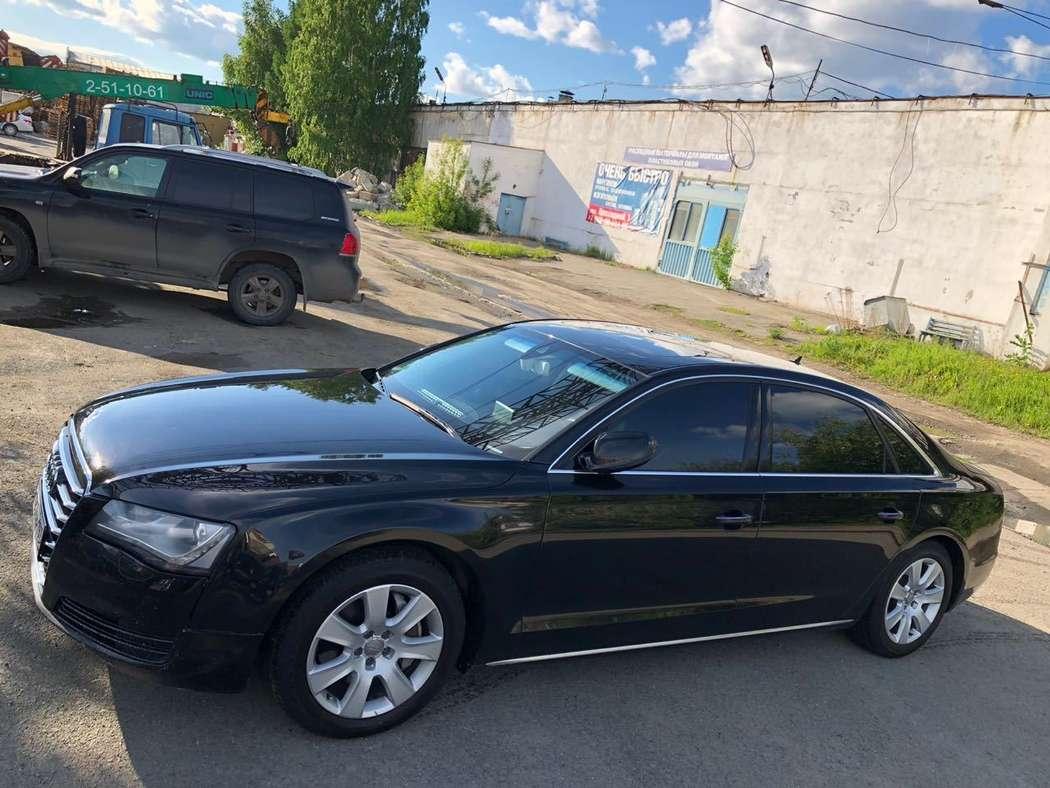 "Фото 17749910 в коллекции Audi A8 Long, 2012г. - Автопрокат ""Солнечный"""