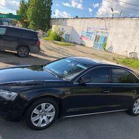 Прокат Audi A8 Long, 2012г.