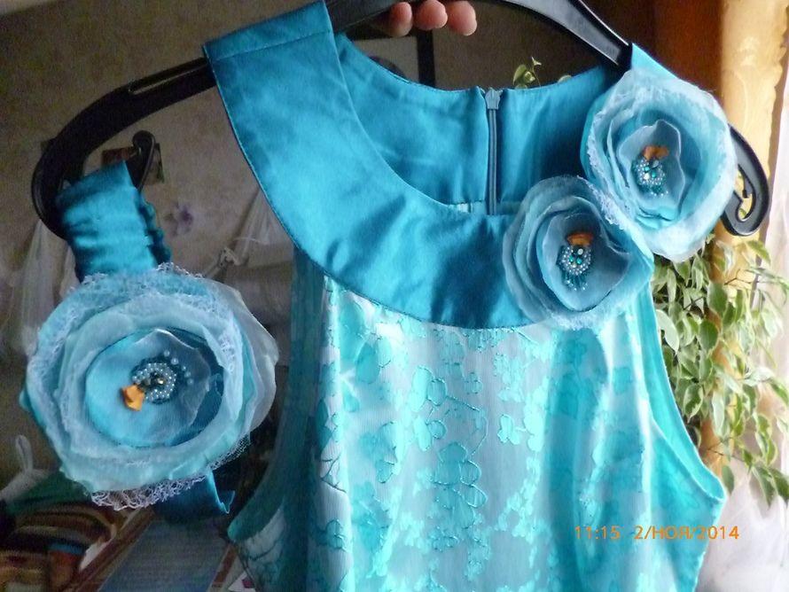 """Фото 6759120 в коллекции цветы из ткани - Студия дизайна""""Creative office Tosya arS"""""""
