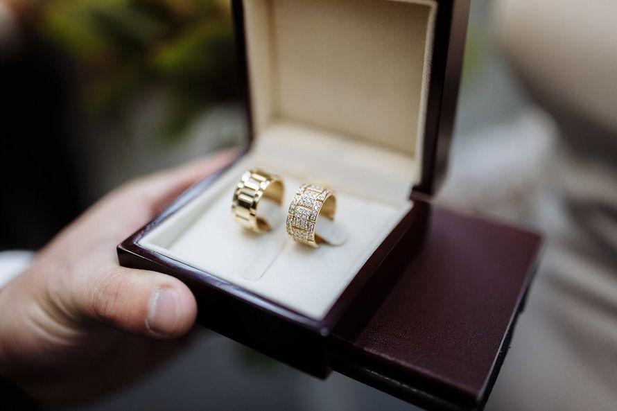 Фото 17763924 в коллекции Обручальные кольца на заказ - Ювелирная студия Dasaev