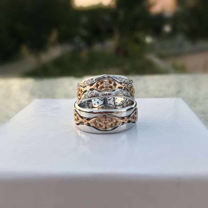 Фото 17765014 в коллекции Обручальные кольца на заказ - Ювелирная студия Dasaev