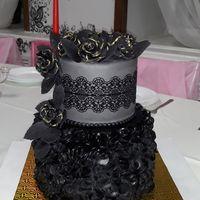 """Торт """"Чёрное золото"""""""