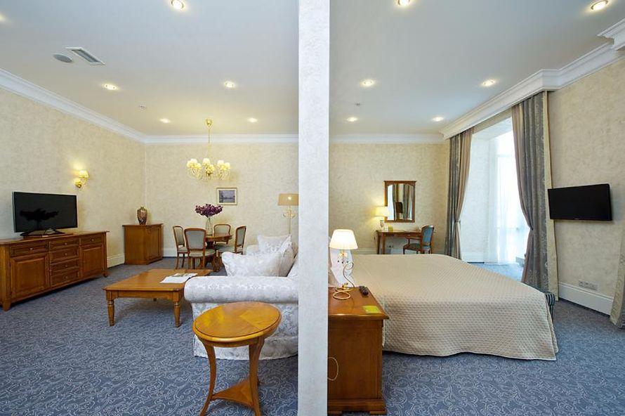 Фото 17774338 в коллекции Номер Студия де Люкс - Отель Soft Hotel
