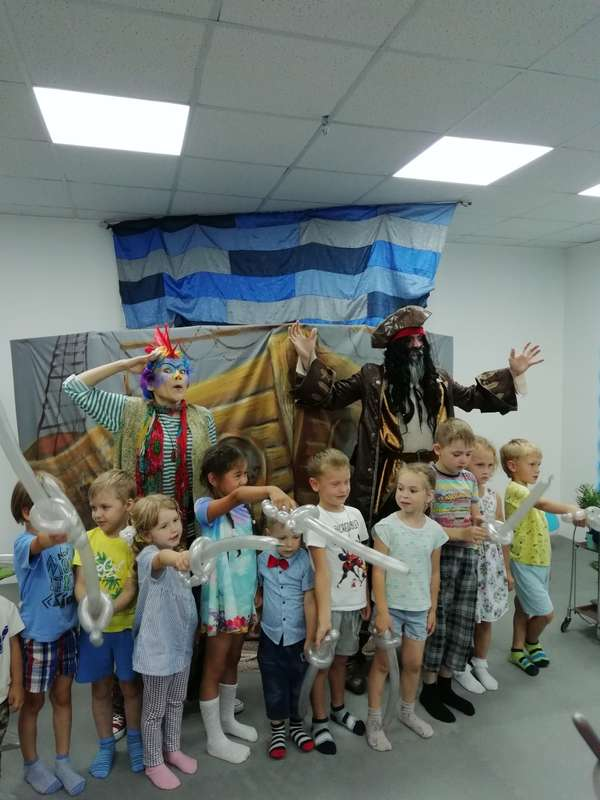 детский спектакль тюмень - фото 17778080 Мягкий театр Пижама