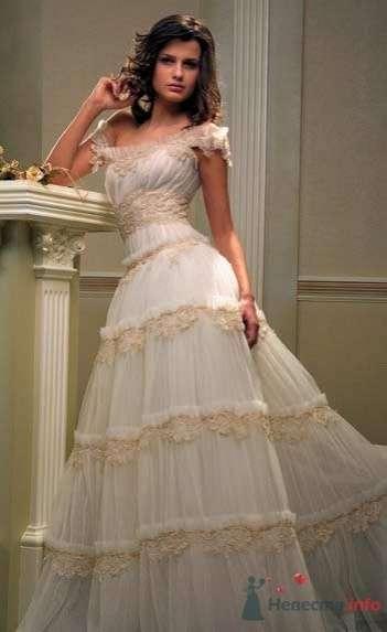 Фото 57107 в коллекции Свадебные платья и не только. - Аджи Бибер