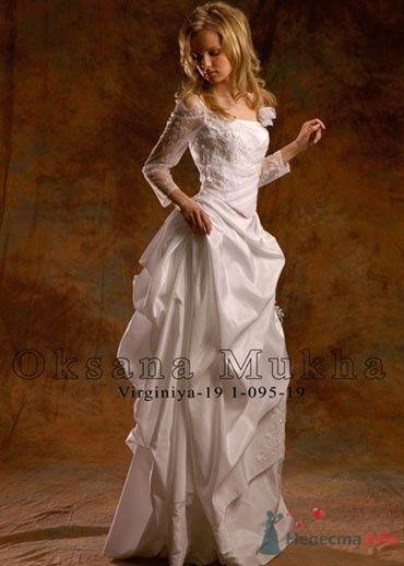 Фото 57109 в коллекции Свадебные платья и не только. - Аджи Бибер