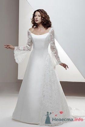 Фото 54532 в коллекции Свадебные платья